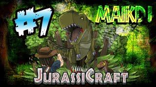Download Jurassic World Craft #7 - Raptores Incoming Video