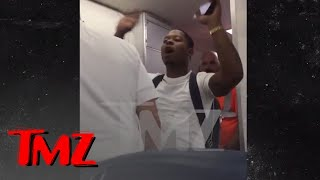 Download 'Straight Outta Compton' Star Jason Mitchell Blows Up on Delta Staff for Double Booking | TMZ Video
