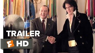 Download Elvis & Nixon Official Trailer #1 (2016) - Michael Shannon, Kevin Spacey Movie HD Video