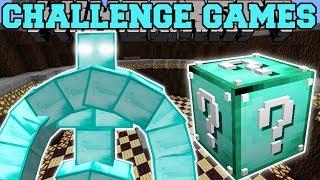 Download Minecraft: BLOCK GOLEM CHALLENGE GAMES - Lucky Block Mod - Modded Mini-Game Video
