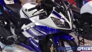 Download Walkaround New ! Yamaha R15 - The 35th Bangkok Motor Show 2014 Video