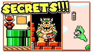 Download Super Mario Bros. 3 Secrets, Tips, & Tricks + Glitches! Video