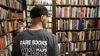 Download My family's book store Video