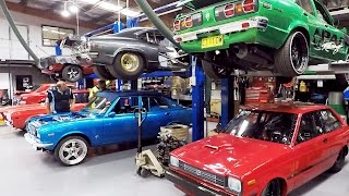 Download ROTARY PORN - The CRAZIEST Rotary Shop in the WORLD! Video