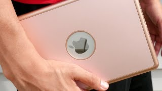 Download 2017 iPad 9.7 Keyboard Case Review! Video