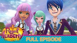 Download Regal Academy | Season 2 Episode 1 - Pompoms! [FULL EPISODE] Video