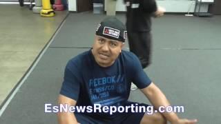 Download Robert Garcia on Abel Sanchez and Canelo's trainer - EsNews Boxing Video