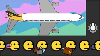 Download The Better Boarding Method Airlines Won't Use Video
