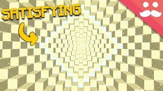 Download 20+ MOST SATISFYING things in Minecraft! Video