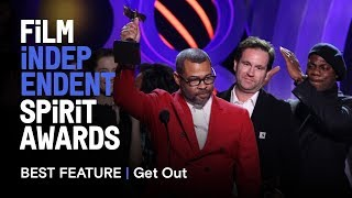 Download GET OUT wins Best Feature Film at the 2018 Film Independent Spirit Awards Video