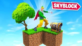 Download Welcome to Fortnite SKYBLOCK! Video