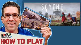 Download Scythe: Invaders From Afar - How To Play Video