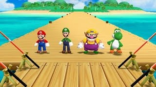 Download Mario Party 9 - All Mini Games Video