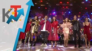 Download ASAP Natin 'To celebrates the beginning of 'ber months' with Christmas-themed numbers Video