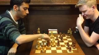 Download Batavia Blitz Round 2 | GM Tal Baron vs. IM Thomas Beerdsen Video