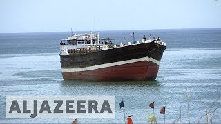 Download Somali pirates target ships in the Indian Ocean Video
