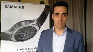 Download Samsung Gear S3. El Fenix Video