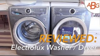 Download Electrolux EFLS617STT Washing Machine Review - New for 2016 Video
