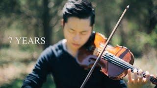 Download 7 Years - Lukas Graham - Violin Cover by Daniel Jang Video