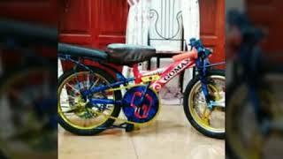 Download Kroni basikal lajak Video
