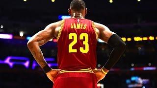 Download LeBron James' Top Plays of the 2016-17 Regular Season Video