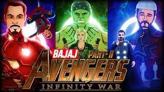 Download Avengers Infinity War Spoof - Part 2    Shudh Desi Endings Video