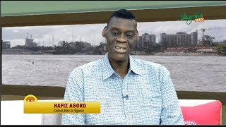 Download Nigeria's Tallest Man, Hafis Agoro on being A Giant As A Blessing & A Curse - GMNS Video