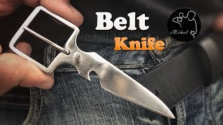 Download Belt Knife, how to make Video