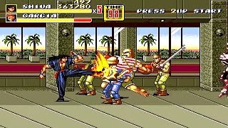 Download Streets of Rage 2 (Extreme Alliance hack) - SoR3 Shiva playthrough Video