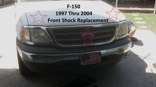 Download F150 Front shock installation replacement 2000 Video