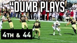 Download Dumbest Plays in Football History || HD Video