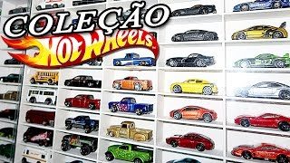 Download INCRÍVEL COLEÇÃO DE CARROS HOTWHEELS Video