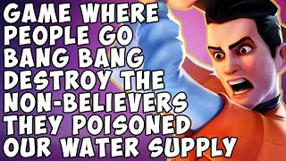 Download Game Where People Go Bang Bang Destroy The Non-Believers They Poisoned Our Water Supply Video