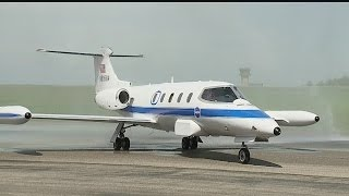 Download Aeronautical school in Vienna receives new jet from NASA Video