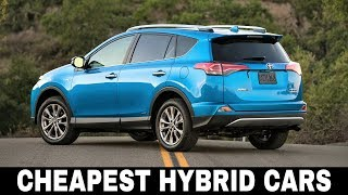 Download 7 Cheapest Hybrid Cars with the Highest Fuel Efficiency (Price Review) Video