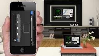 Download How to AIRPLAY Videos & Music from iPhone to Mac or PC Video