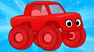 Download Monster Truck Morphle & More - (No Voices) Video