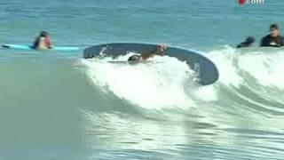 Download Cursillo de surf para chicas en la playa de Sopelana Video