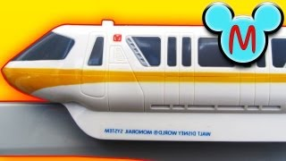 Download Disney Monorail Playset Review Video