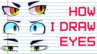 Download How I Draw Eyes Video