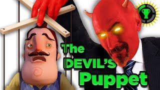 Download Game Theory: Hello Neighbor - The DEVIL is in the Details! Video