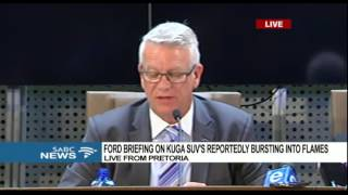 Download BREAKING NEWS: Ford recalls its Kuga 1.6 vehicles Video
