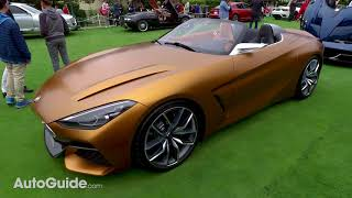 Download 2019 BMW Z4 / Toyota Supra Concept First Look - 2017 Monterey Car Week Video