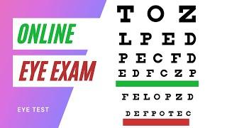 Download Online Eye Exam Video