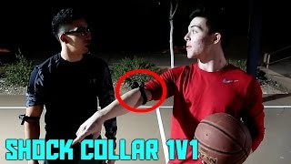 Download SHOCK COLLAR BASKETBALL CHALLENGE.. Video