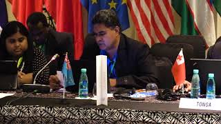 Download Tuvalu Country Statement, FAO APRC 34, 2018 Video