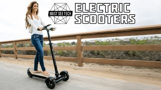Download Top 12 NEW Electric Scooters YOU MUST SEE Video