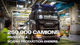 Download 250 000 camions produits à l'usine d'Angers ! Video