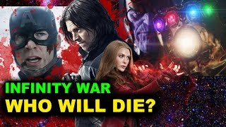 Download Avengers Infinity War Deaths of Characters Video