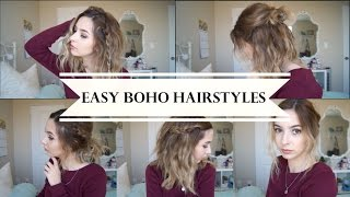Download Lazy Girl Hairstyles | Chelsea Trevor Video